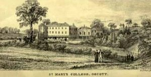 old_Oscott_college